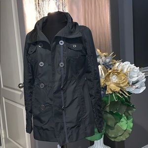 Hurley Waterproof Jacket - brand new